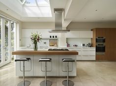Kitchen Architecture - Home - Contemporary townhouse