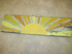 Sunrise Counrty Simple  Nursery Wall Decor by ThreeTwigsDesigns, $24.00