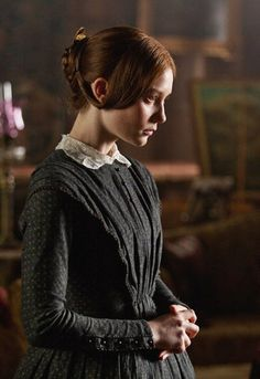 Jane Eyre - Easily the most well written female character from the era in which it was written and it's a character who holds up in today's world as well.