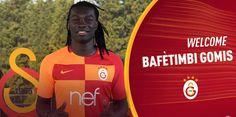 Gomis resmen Galatasaray'da! 3 yıllık imzayı attı...