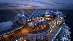 Princess Cruises encarga el sexto barco de la clase Royal