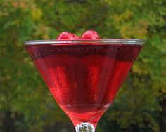 Kinky Martini. Raspberry vodka, Peach Schnapps, Cranberry Vodka, Cranberry juice & Sprite. Let the holidays begin!