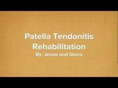 Patella Tendonitis Rehabilitation