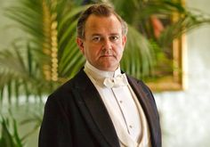 Hugh Bonneville es Robert Crawley