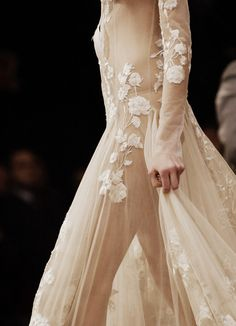 Alexander McQueen Spring/Summer 2007 | Keep the Glamour | BeStayBeautiful