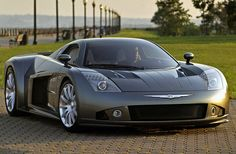 Chrysler ME Four-Twelve - 6 liter V12 AMG , Drive Type - RWD