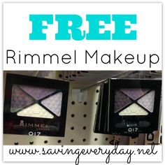 FREE Rimmel Makeup At Dollar Tree With New Coupon, http://www.savingeveryday.net/2014/09/free-rimmel-makeup-dollar-tree-new-coupon/