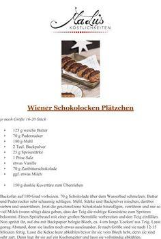 AAA-PDF-Rezeptvorlage Merry Xmas, Christmas Cookies, Baking, Sweet, Blog, Recipes, Pdf, German, Kuchen