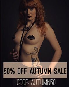 It's the last day of the Autumn sale!!!  At the checkout use the code AUTUMN50 to get 50% off your entire order. www.tsarinasoma.com   @laurenlascivious by @mister__parker   #womensfashion #fashion #grungegirl #bohemian #boho #grunge #fashion #halfoff #wicca #witch #jewelry #jewellery #silver #ring #midiring #aw2016 #halfprice #altfashion #love #life #beautiful #namaste #bestoftheday #fall #autumn #couponcode #discount #flashsale #sale