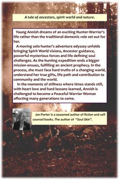 """""""Peaceful Warrior Woman"""" fiction novella - back cover Spirit World, Cosmos, Mystery, Fiction, Ebooks, Bring It On, Challenges, Peace, Adventure"""