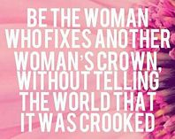 via Bold Betties (Facebook Group) | Whether you're a woman who runs a blog, has a youtube channel, runs an online business, etc. don't be predictable. Being predictable is conforming to the stereotype that women should be constantly competing and bitchy towards each other. Rise above the b.s. and support other women. #notjustwhitewomen #notjuststraightwomen #notjustablebodiedwomen #notjustneurotypicalwomen #notjustciswomen #everywoman #celebratingwomen