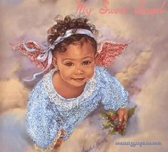 Baby Boy Angels From Heaven   Displaying (19) Gallery Images For African American Baby Angels...