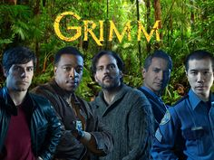 Grimm, starring David Giuntoli as Det. Nick Burkhardt, Russell Hornsby as   Lt. Hank Griffin, Bitsie Tulloch as Juliette Silverton, Silas Weir Mitchell as Eddie Monroe, Sasha Roiz as Captain Sean Renard & Reggie Lee as Sgt Wu