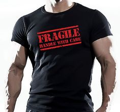 Fragile mens mma #t-shirt gym #bodybuilding #motivation training fighting workout, View more on the LINK: http://www.zeppy.io/product/gb/2/301735846066/