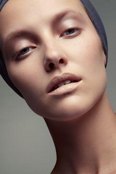 Emily Van Raay Poses in Beauty Snaps by Jeff Tse