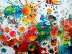 TRACY VERDUGO - love the colors