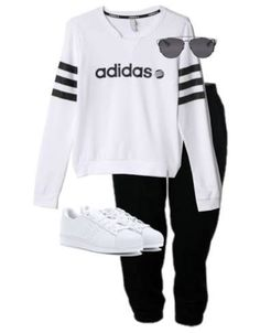 New adidas clothing outfit on google