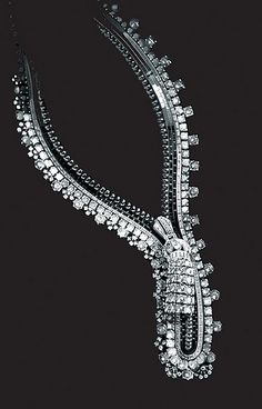 Van cleef & Arpels. Zip necklace