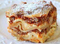 Yum... I'd Pinch That! | Lasanga, Crock Pot Style
