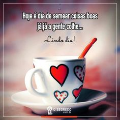 Bom dia! Good Morning, Mugs, Tableware, Good Things, Messages, Good Afternoon, Nighty Night, Tips, Sentences