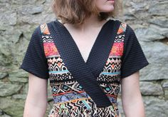 Oaxacan Wren Dress