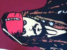 Jack Sparrow Papercut Portrait