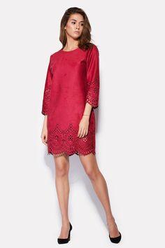 Платье Pele бордо