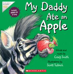 Whitcoulls - My Daddy Ate An Apple - $20.99
