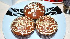 Reteta Briose cu ciocolata - JamilaCuisine