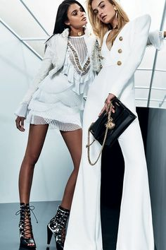 Balmain Resort 2018 Fashion Show