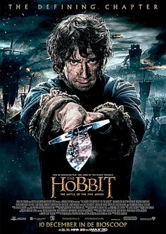 The Hobbit: The Battle of Five Armies saw this on 09-01-2015 (with Zandria)