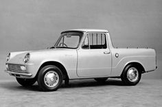 1968 Toyota 800 Pickup (UP26) Series P20 - Historic Flashbacks ...