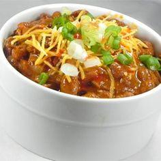 No Beans About It - Chili Recipe - Allrecipes.com