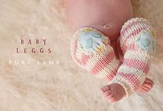 Purl Lamb Baby Legs