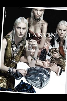 The best of the Spring 2014 Ad Campaigns: Lanvin