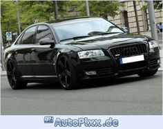 Audi A8. For when i'm a millionaire