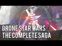 Re-Creating Star Wars with Drones! - YouTube