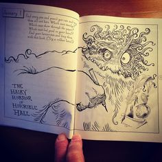 by chris_riddell Smudging, Feel Good, Horror, Finding Yourself, Scrapbooking, Bullet Journal, Feelings, Paper, Instagram Posts