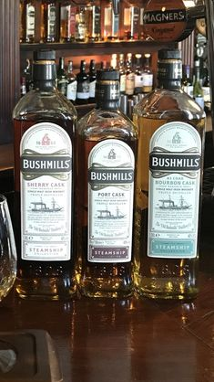 Bushmills Whiskey Distillery, Whisky Bar, Cigars And Whiskey, Scotch Whiskey, Bourbon Whiskey, Whiskey Bottle, Best Rye Whiskey, Whiskey Tour, Wine And Spirits