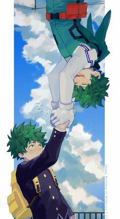Izuku Midoriya Boku no hero Hero Academia Characters, My Hero Academia Manga, Buko No Hero Academia, Me Me Me Anime, Anime Guys, Hero 3, Boku No Hero Academy, Nerd, Kawaii