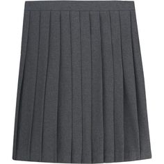 French Toast Girls' Pleated Skirt (Grey Light, Size 5 Youth) - School Uniforms, Girls Uniform Bottoms at Academy Sports