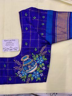 Best 12 Sudhasri hemaswardrobe – Page 470415123576540481 Pattu Saree Blouse Designs, Blouse Designs Silk, Designer Blouse Patterns, Bridal Blouse Designs, Simple Blouse Designs, Stylish Blouse Design, Maggam Work Designs, Work Blouse, Blouses