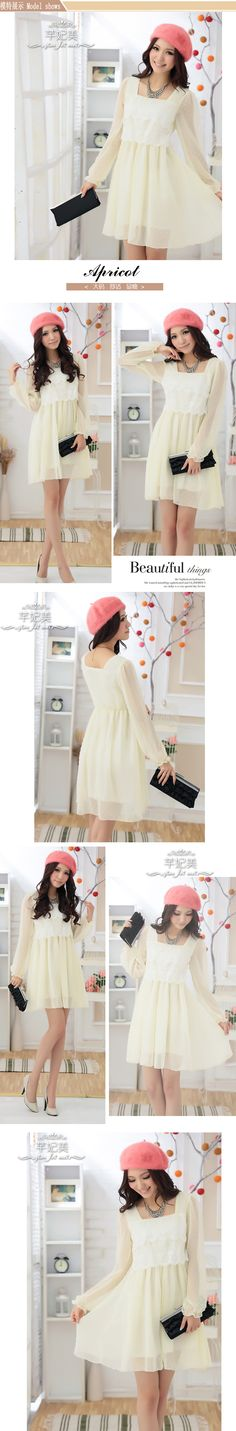 2012 Summer Fashion Collection Dress QT98172 - Dresses - korean japan fashion clothes dresses wholesale women