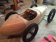 Cars - JR's project (Page : Custom Karts Forum : CycleKart Forum : The CycleKar. Vintage Racing, Vintage Cars, Cars Junior, Soap Box Cars, Bmw Autos, Wooden Car, Pedal Cars, Race Cars, Kids Ride On