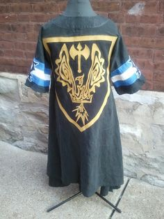 Linden's TD tunic, made by Roslyn