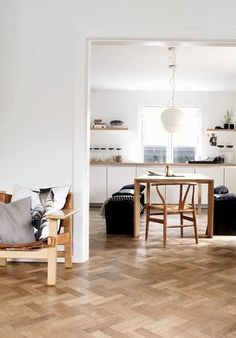 The Home of the Danish Designer Louise Roe