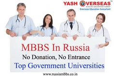 Study Mbbs in Russia – Russia is one of the best place to learn MBBS, Get All the information like fees/cost etc. mbbs in russia for india student.