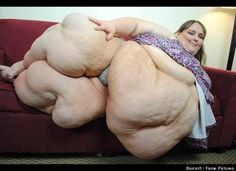 Big model Susanne Eman claims to weigh 728 pounds, which would make her the world's heaviest woman. However, the 32-year-old from Casa Grande, Ariz., has never been weighed by Guinness World records officials.