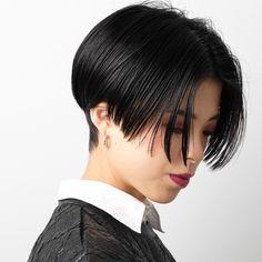 Kpop Short Hair, Short Hair Tomboy, Asian Short Hair, Asian Hair, Short Hair Cuts, Levi Haircut, Tomboy Haircut, Tomboy Hairstyles, Hairstyles Haircuts
