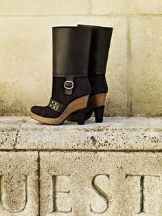 Autumn Winter 11/12 - Pedro Garcia, Shoes Made In Spain